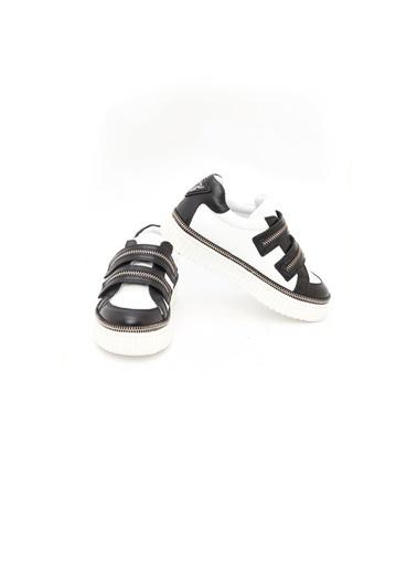 Nebbati Ayakkabı Beyaz